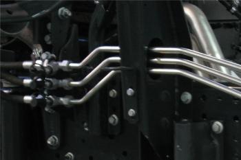 Tube Ø15x1.5mm Steel