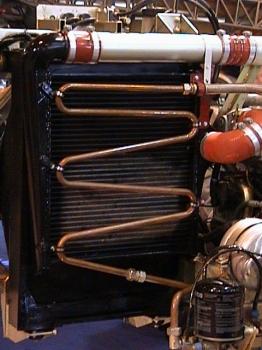 Tubo Ø22x1.5mm Cobre